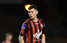 Dinny Corcoran continues his prolific form to hand Bohs deserved win in Limerick