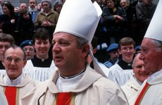 Controversial bishop Eamonn Casey has died aged 89