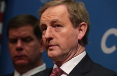 Snowstorm changes Enda Kenny's US plans