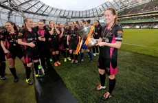 From being told she'd never play football again to getting the buzz back with Wexford Youths