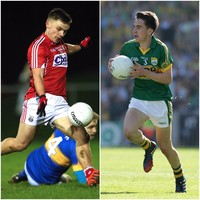 Senior defender Ó Beaglaoich misses out for Kerry, while Cork boast 7 players from 2016 All-Ireland run
