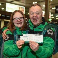 Huge excitement as Team Ireland jet off for 2017 Special Olympics World Winter Games