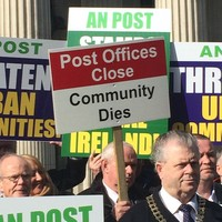 Postmasters' protest storms the GPO