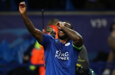 As it happened: Leicester City v Sevilla, Champions League, last-16 second leg