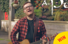 People are loving this Irish musician's mash up of the two Galway Girl songs