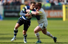 Gavin Henson will be back playing in the Pro12 next season after two years with Bristol