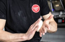 Dublin's Base pizza has recruited an Italian robot to roll its dough