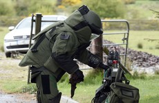 Houses evacuated in Kildare as army make two viable devices safe