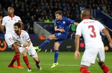 Ronaldo, Bale and...Marc Albrighton? Leicester's unlikely Champions League talisman