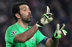 'Leicester are the team to avoid' - Buffon doesn't want to face Foxes in Champions League