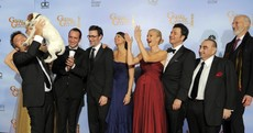 Golden Globes gallery: the red carpet winners