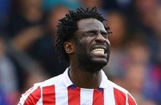 'I do wonder sometimes why I came here' - Bony airs frustration at Stoke situation
