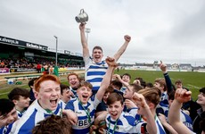 Collins the hero as Garbally College lift Connacht junior cup for first time in 11 years