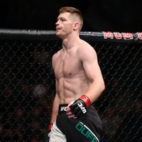 Joseph Duffy could be fighting in the UFC for the last time this weekend