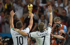 The Irish-owned firm that laid the World Cup final pitch is setting up its first offices here