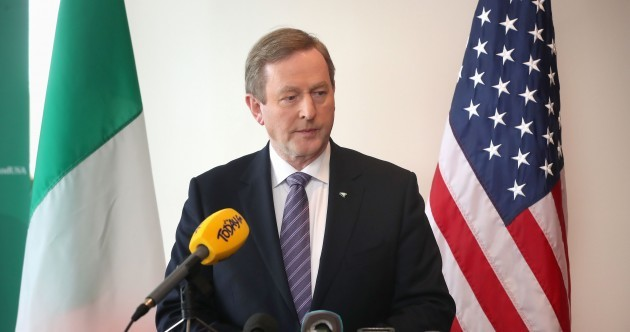 "FactCheck: Did Enda Kenny really never call Donald Trump ""racist""?"