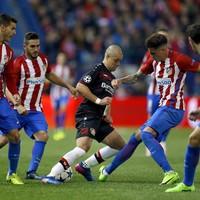Simeone's Atletico Madrid cruise into Champions League quarter-finals