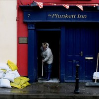 Cork placed on flood alert