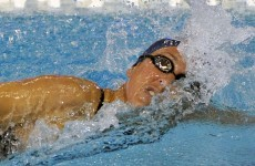 Life begins: 40-year-old Janet Evans qualifies for US Olympic trial