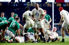 Billy Vunipola and Anthony Watson in as Eddie Jones names England team to face Ireland