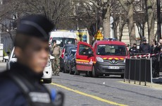 Person injured at IMF Paris offices after opening exploding envelope