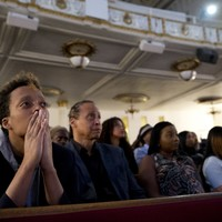 After threats it would be taken off air, millions of Spaniards tune in to Sunday Mass