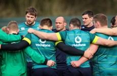 Marmion, Payne and Henderson start in Ireland's 6 Nations finale against England