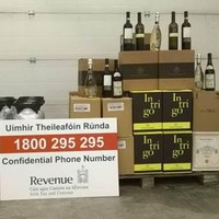 Revenue seizes over 600 litres of alcohol at Dublin Port