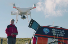 This Donegal startup is working with a global drone giant to help search-and-rescue teams