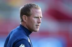 Irishman Prendergast appointed attack coach at French club Oyonnax