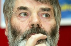 Proinsias de Rossa to step down as MEP in February