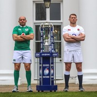 Lions fans reckon Rory Best should tour ahead of Dylan Hartley