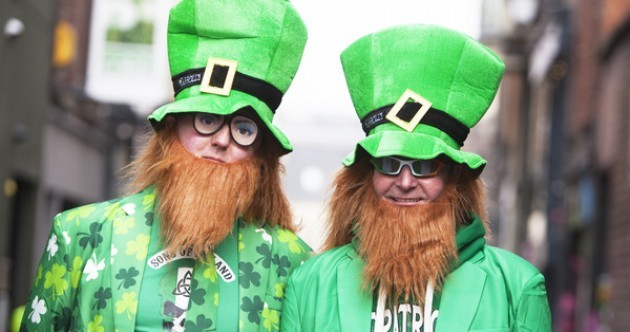 As it happened: St Patrick's Day at home and abroad