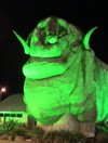 In Photos: A record number of landmarks turn green for St Patrick's Day