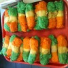 Aaron's Takeaway in Tipperary introduced tricolour battered sausages for one day only