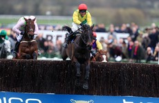 Sizing John storms to thrilling Gold Cup win for 'Queen of Cheltenham' Harrington