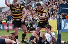 RBAI clinch a third successive Senior Cup title in thrilling final against Methodist College