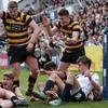 RBAI clinch a third successive Senior Cup title in thrilling final against Methodist College