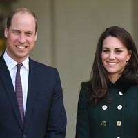 Prince William makes first official visit to Paris since his mother's death there 20 years ago