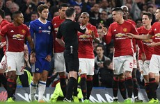 Manchester United punished after Herrera controversy in FA Cup defeat