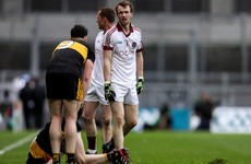 'Young O'Leary made a meal of it' - Slaughtneil unhappy with Cassidy's red card