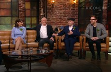It was revealed that Michael Healy-Rae's DNA is pure Cork on the Late Late last night