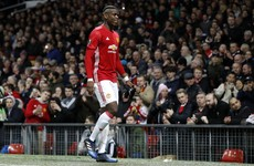 Pogba injury gives Mourinho fresh headache as Man United look to revive CL hopes
