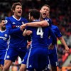 Cahill goes from zero to hero as Chelsea down Stoke