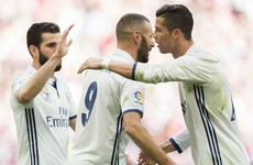 Casemiro sends 'suffering' Madrid five points clear