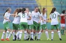 Great few days for Irish underage football as Women's U17s qualify for Euro finals