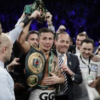 Golovkin taken the distance before beating Jacobs by unanimous decision
