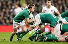 Ireland's Marmion comfortable under 'verbal pressure' from England
