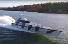 In Youghal, one businessman prays for storms to test his high-speed 'stealth boats'