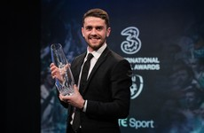 Robbie Brady caps a remarkable year by walking away with hat-trick of FAI accolades